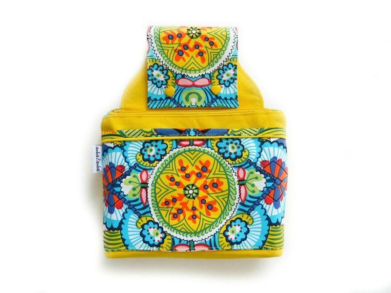Gürteltasche SUNSHINE - Hip Bag, Hüfttasche von ambaZamba - funny handmade auf DaWanda.com