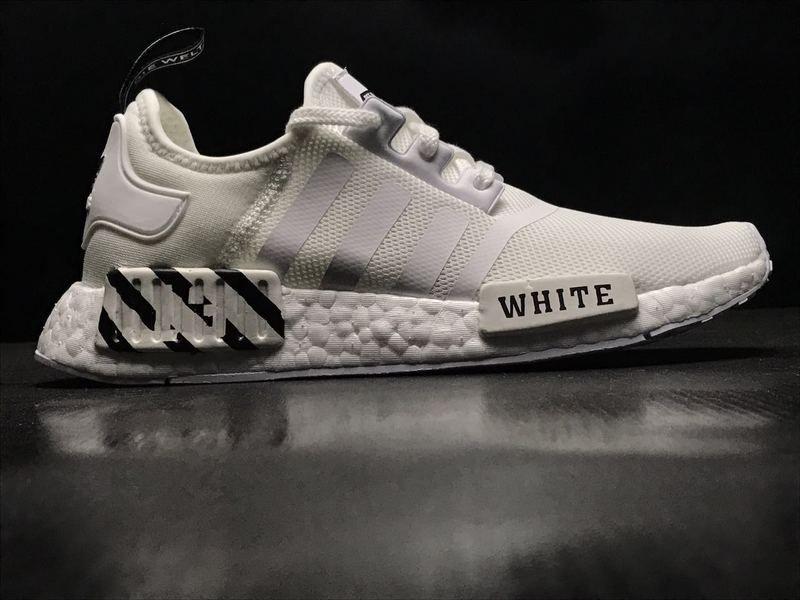 315e98c52 2018 Cheap Priced Men Vetements x Adidas Comsortium NMD XR1 Boost White  BA7766 Sale