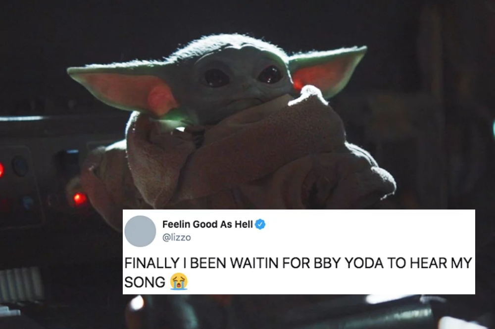 The New 'Baby Yoda Playing With The Radio' Meme Is Peak