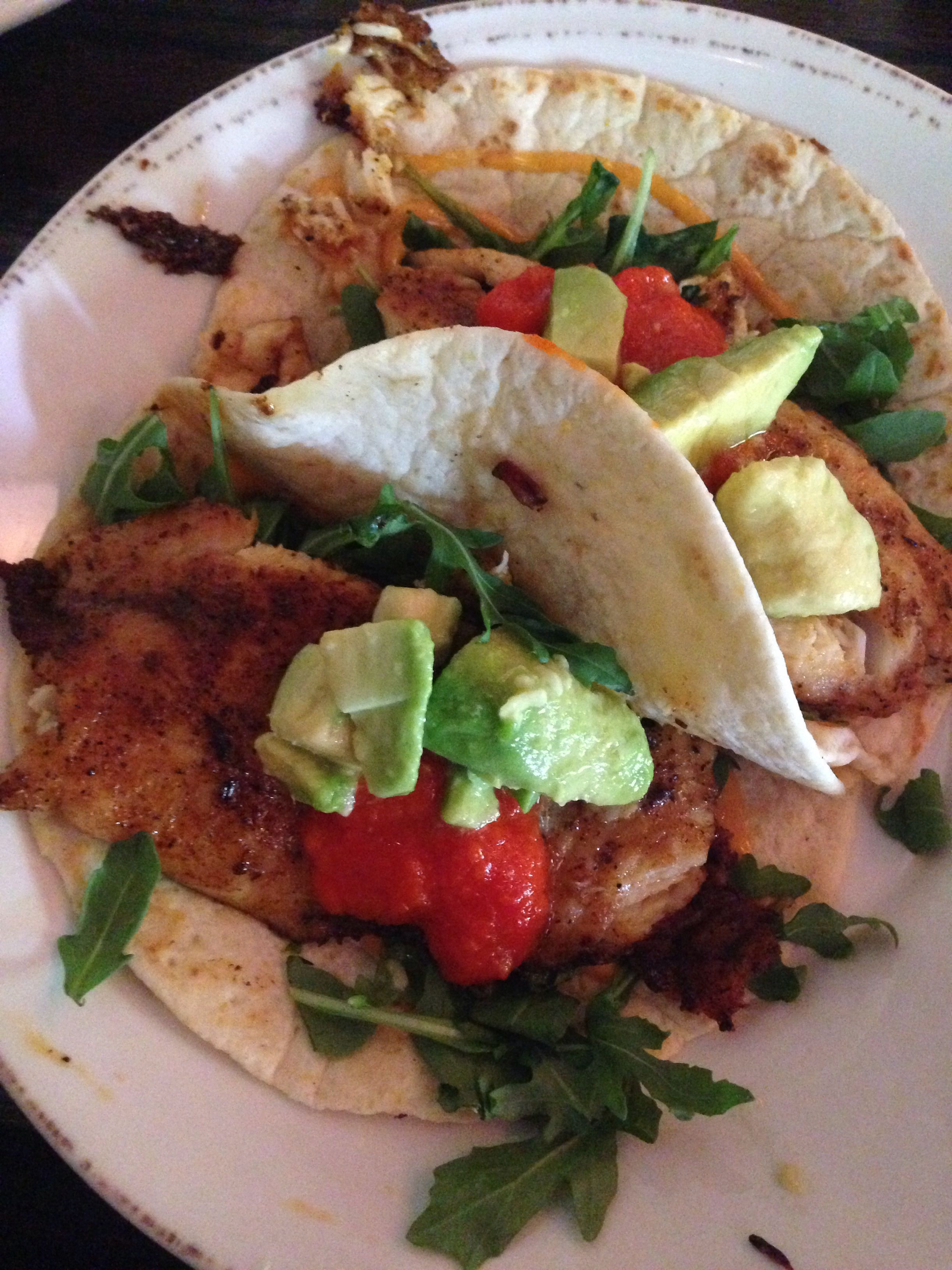 chow daddy u0027s in hilton head sc the fish tacos as well as the