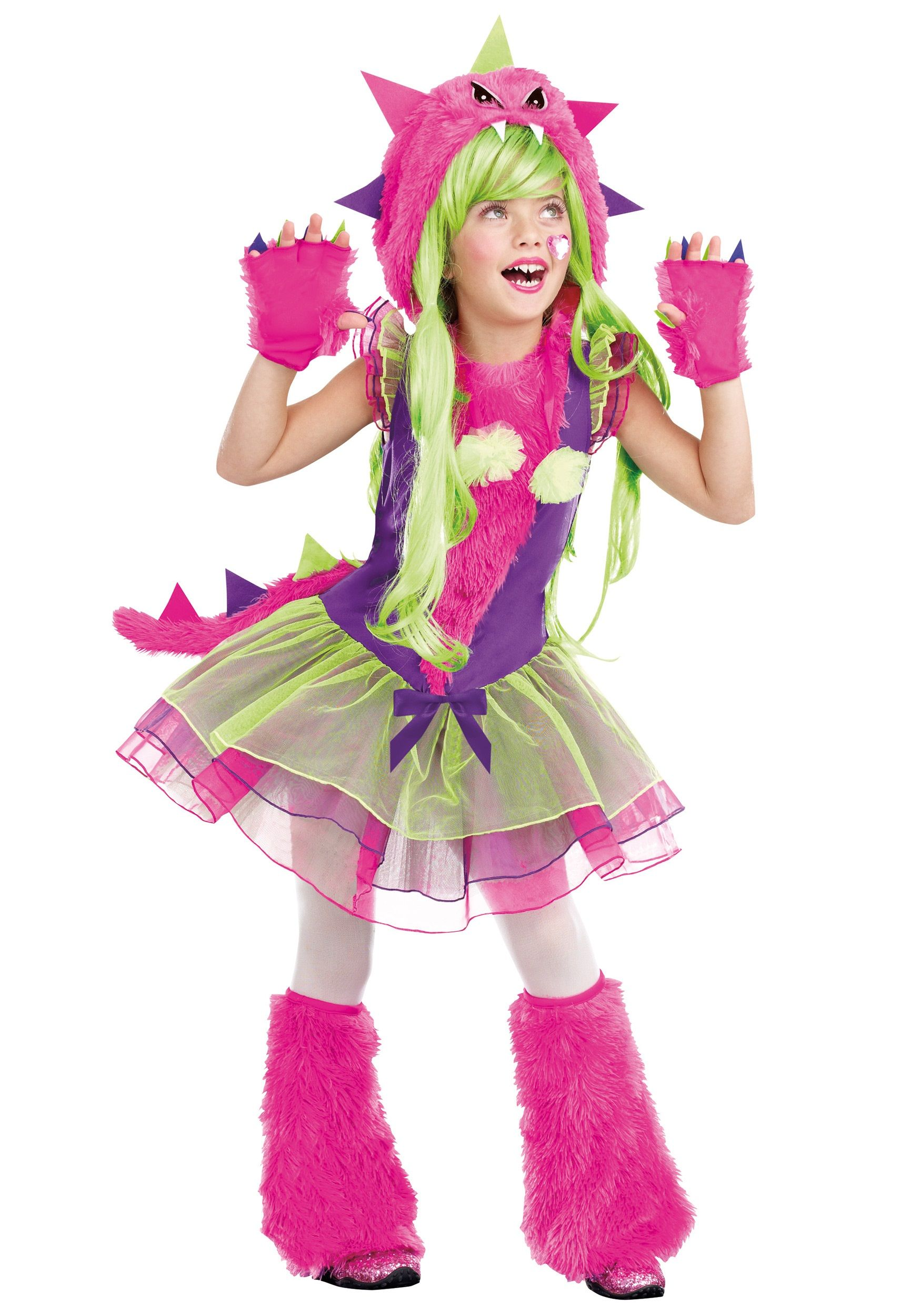 Kids Fur-ocious Lil Creature Costume | More Costumes and Monster ...