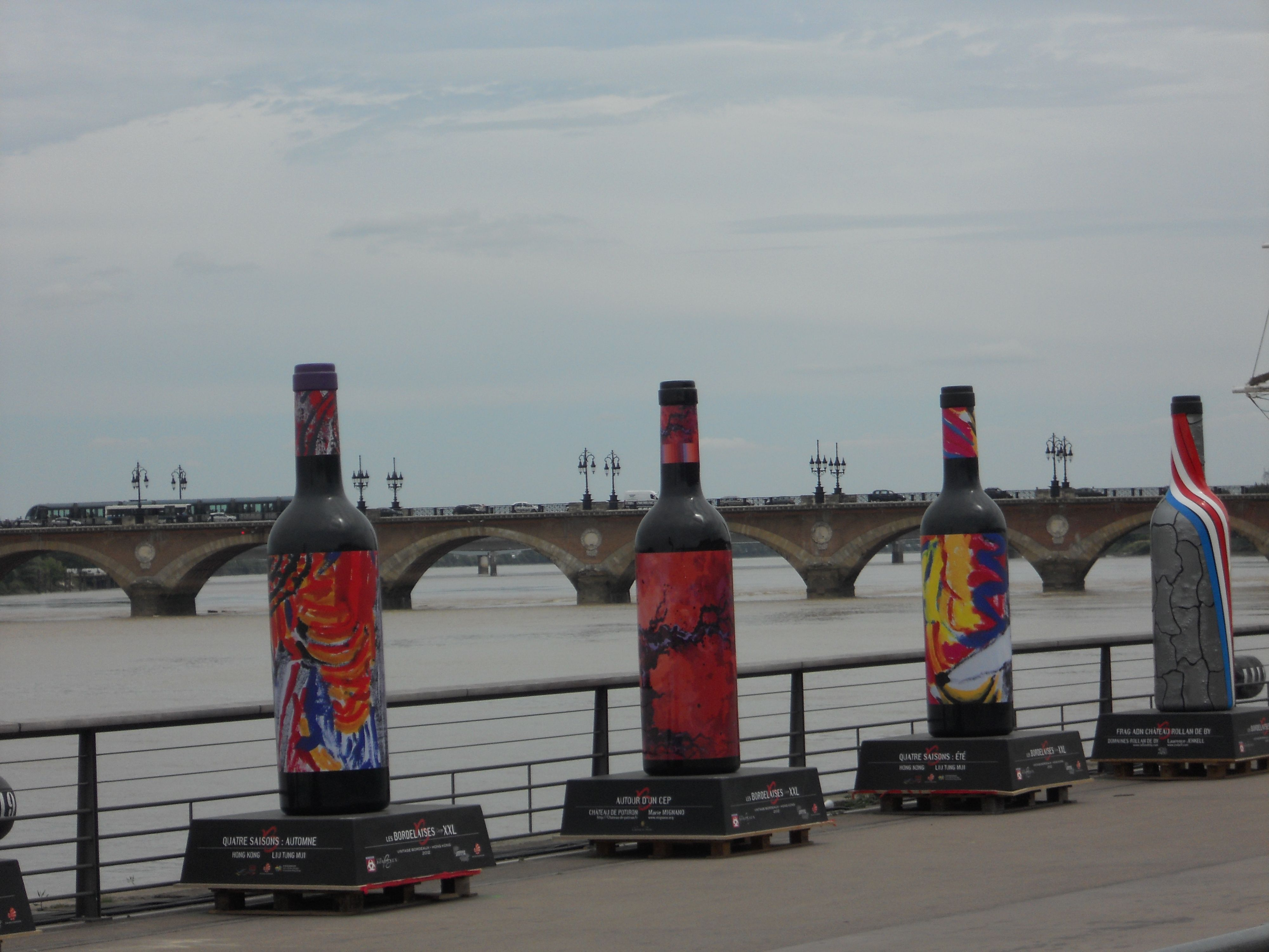 Only in Bordeaux Bordeaux, Trip