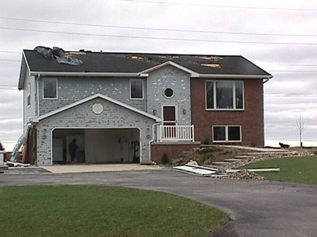 Nws Green Bay Wi Roofing Systems Roofing Residential