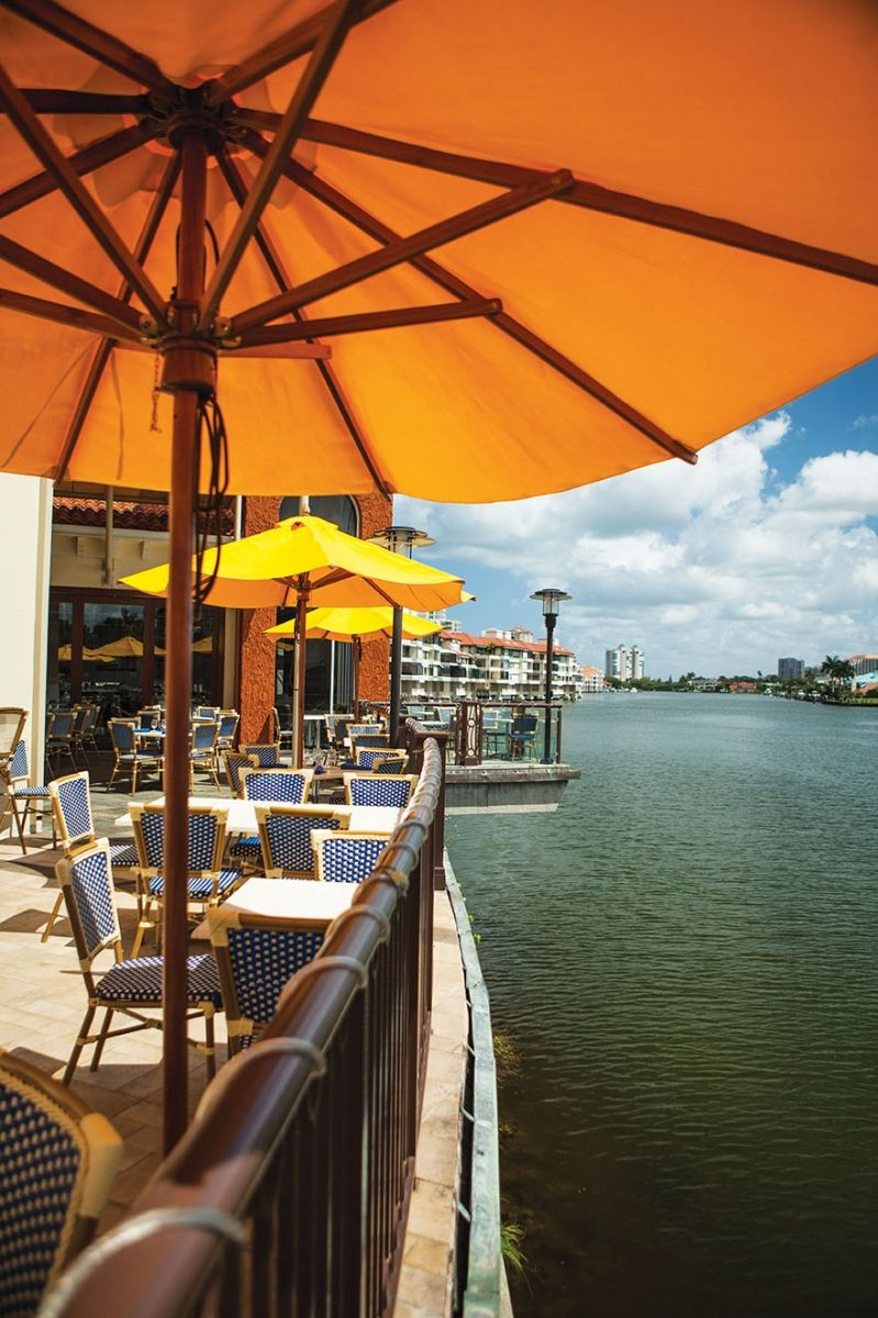 10 Best Restaurants For Waterfront Dining Gulfs Life October 2017 Naples Fl