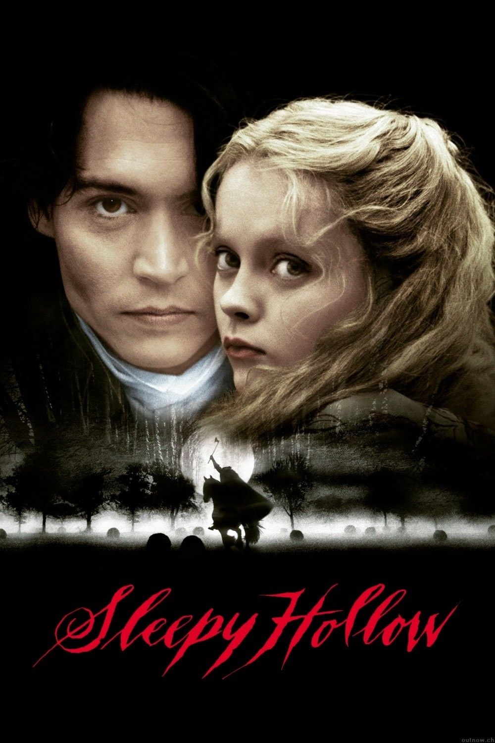 Love This Film Based On The Legend Of Sleepy Hollow By