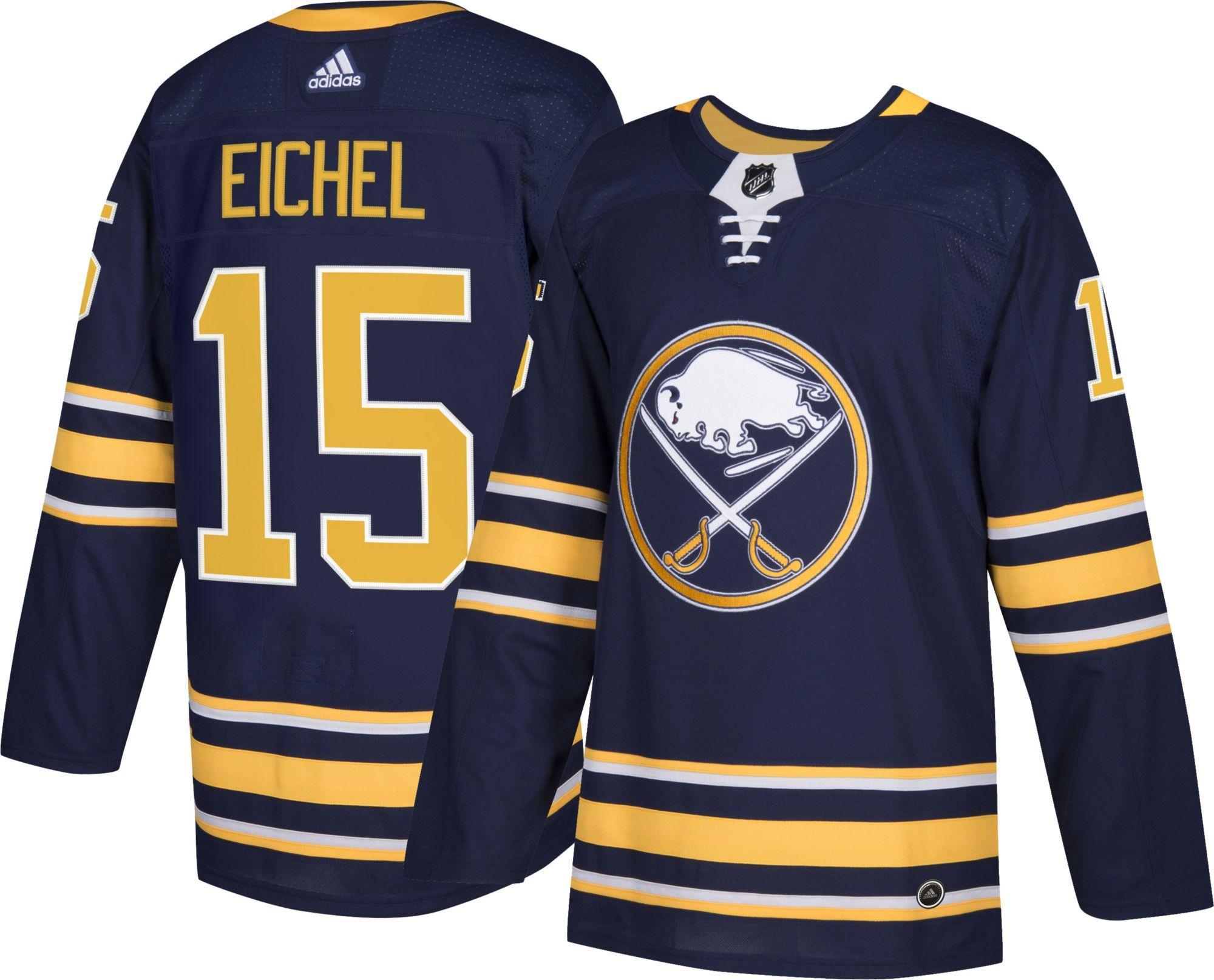 buffalo sabres jack eichel jersey