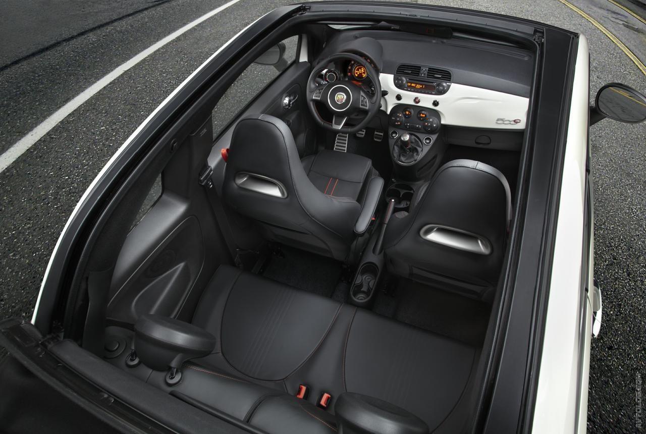 2013 Fiat 500c Abarth Avec Images Pirelli