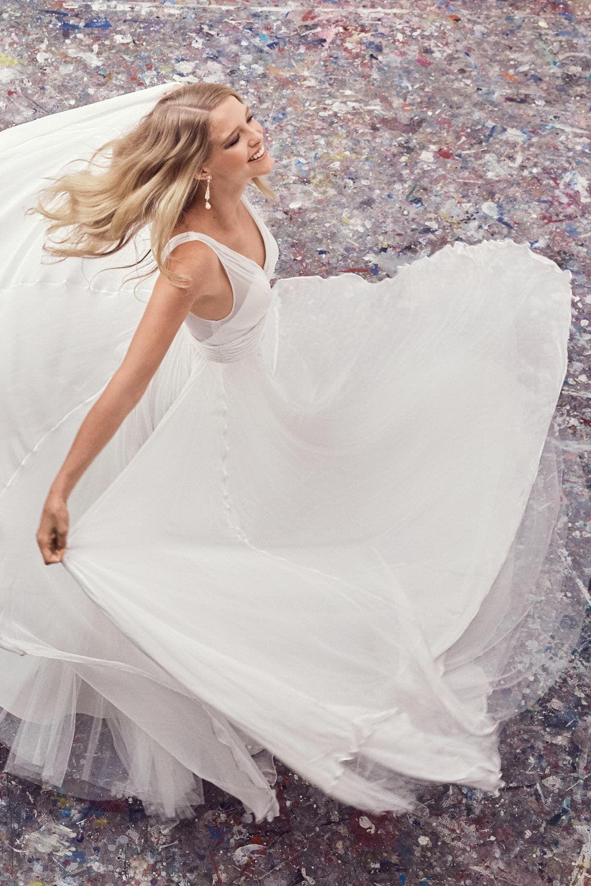 Berühmt Hochzeitskleid Pinterest Bilder - Brautkleider Ideen ...