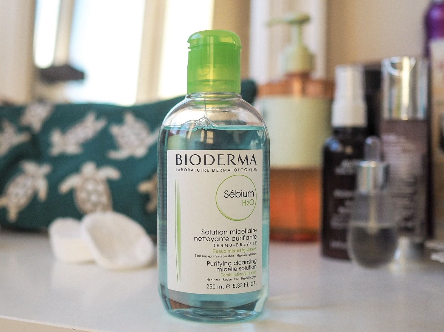 Bioderma Sébium H2O Bioderma sebium, Bioderma, Bioderma