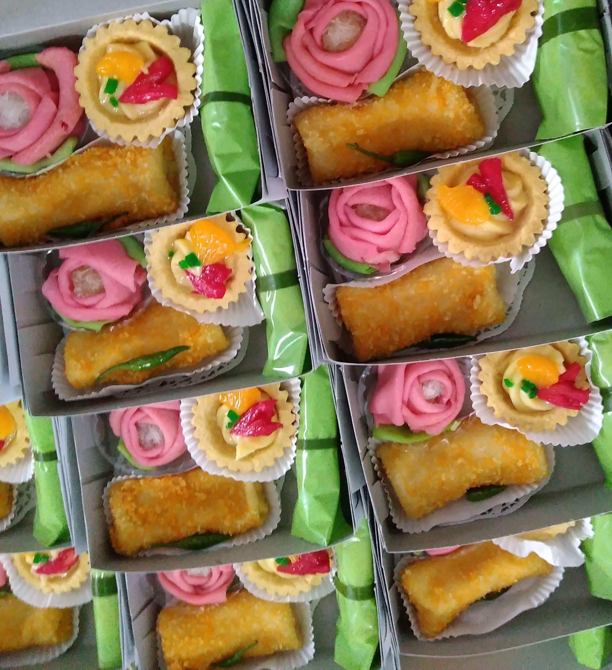 Instagram Snackbox Malang Kue