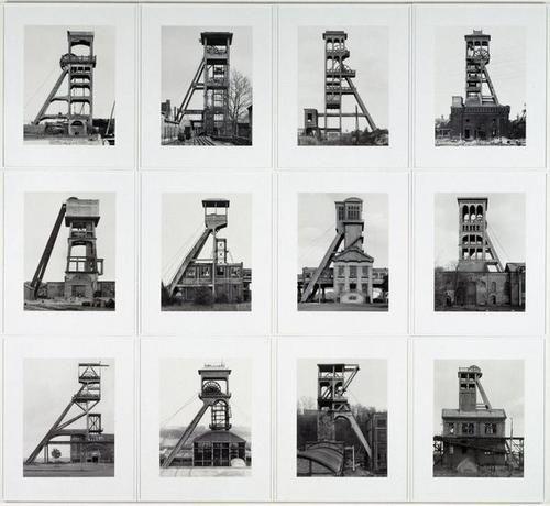 BerndetHillaBecher,''Toursd'extraction'',1970-1988