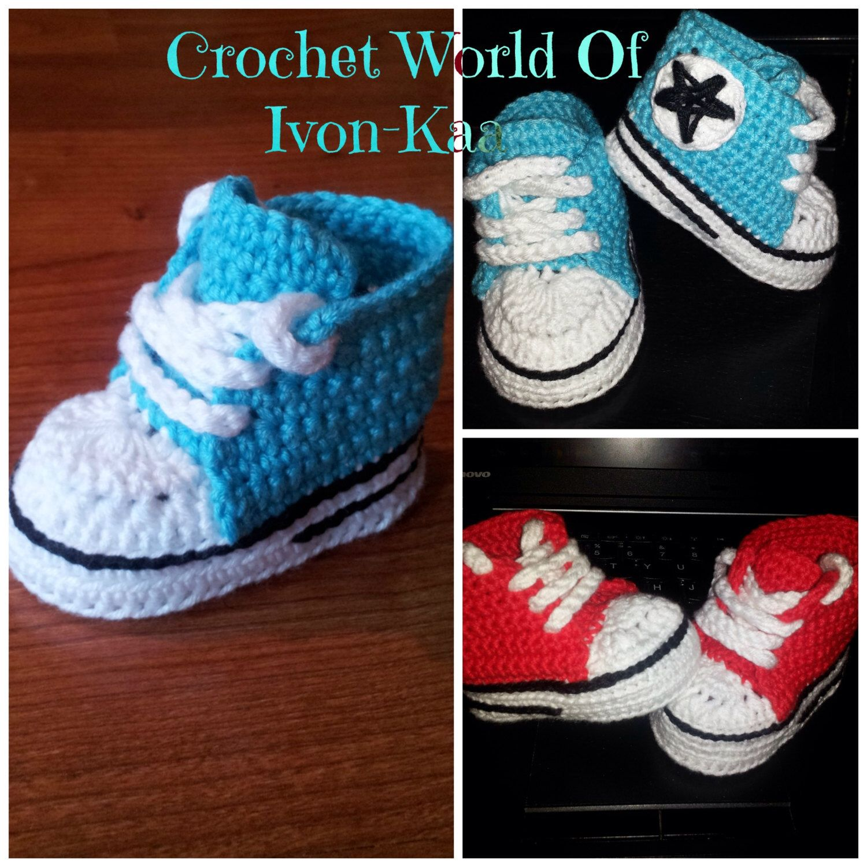 Converse Crochet Pattern Magnificent Decorating Ideas