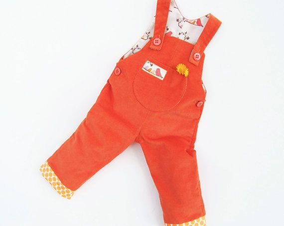 Baby Romper sewing pattern Pdf, Overall Dungaree pattern, children ...