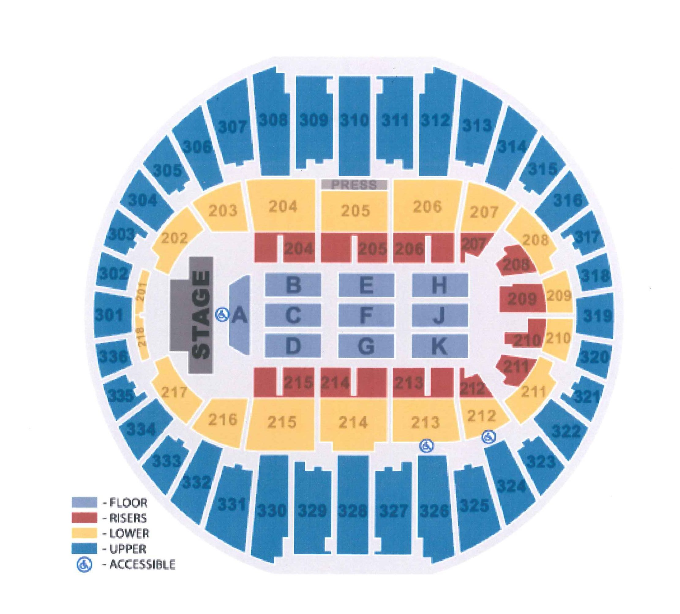 Buy Tickets For Justin Moore Reserved Seating At Arizona