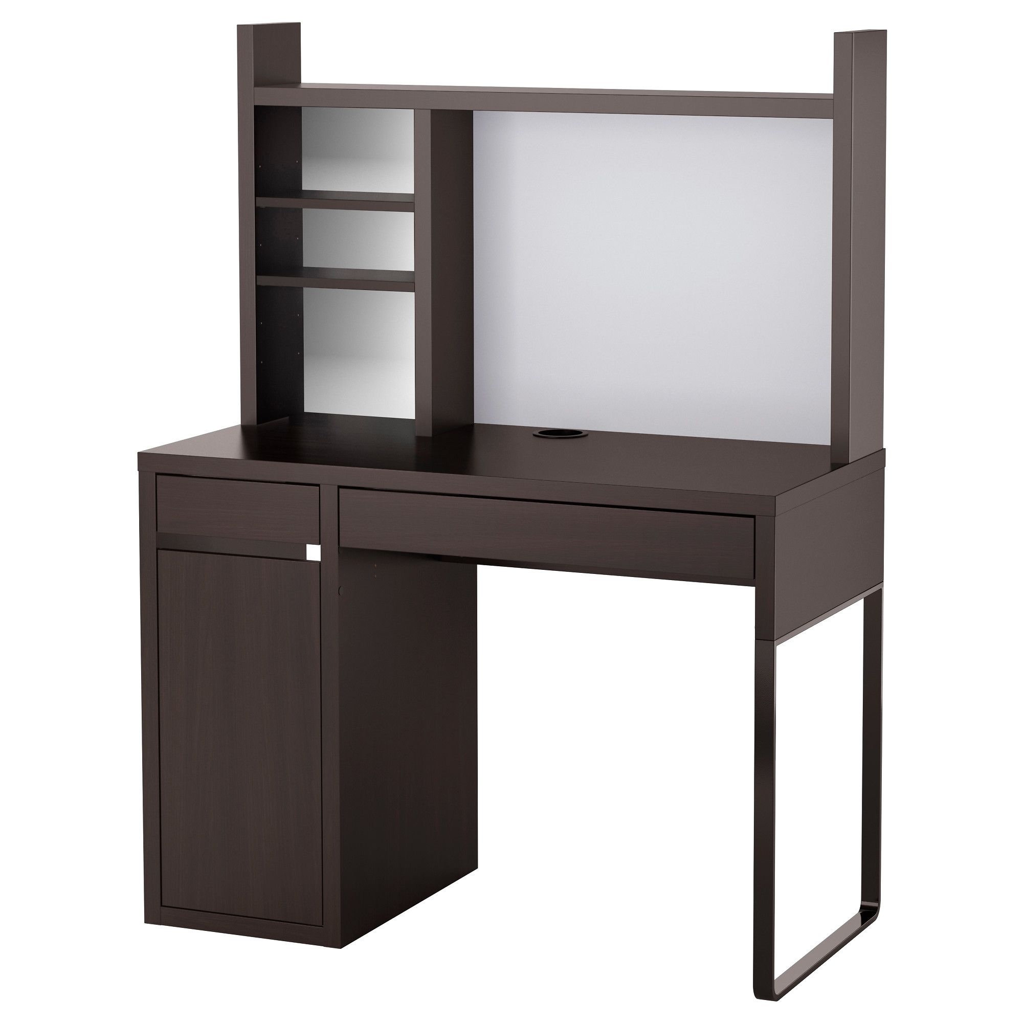 Micke Desk Black Brown 41 3 8x19 5 8 Order Today Ikea Micke Desk Ikea Micke Corner Workstation