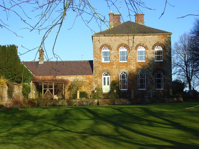 Prestcote Manor and Manor Farm (Moat and Mill), Oxfordshire owned by the Danvers Family 1208-1417