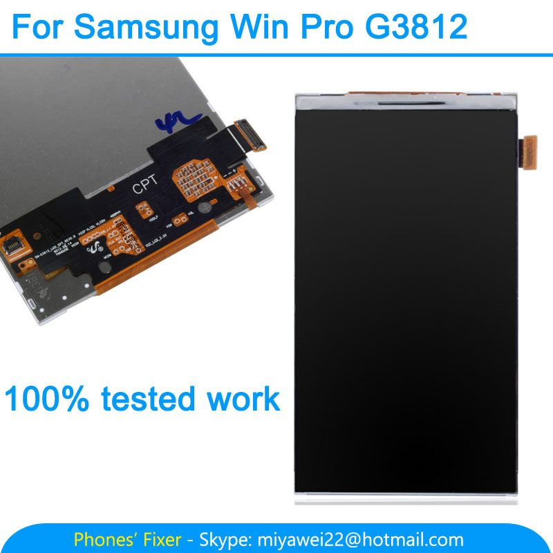 LCD Screen for Galaxy Win Pro //G3812 Premium Quality