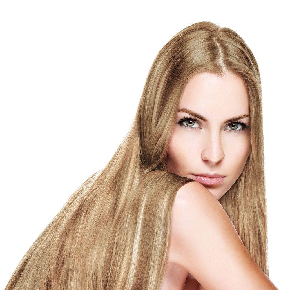 Natürliche Blondierung