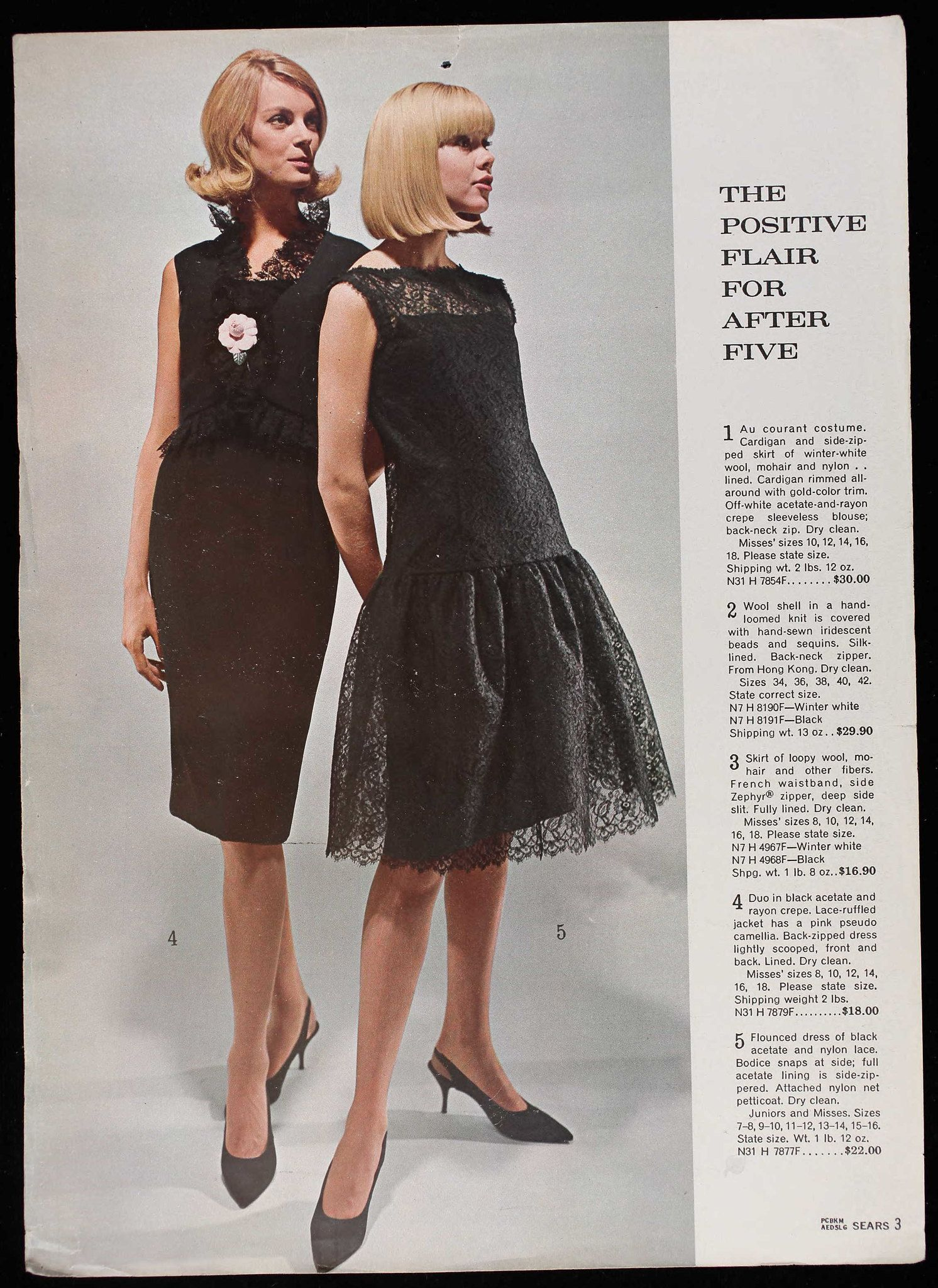 1964 Sears W 3 Terry Reno 60s And 70s Fashion 1960s Dresses Vintage Outfits [ 2048 x 1492 Pixel ]