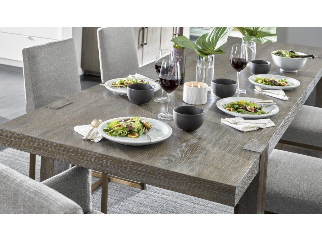 Universal Moderndesmond Dining Table Extension Dining Table