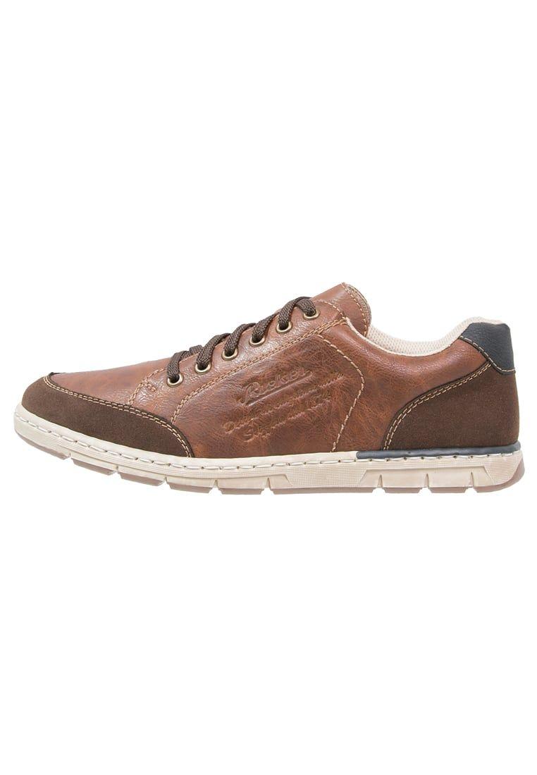 Chaussures Rieker Baskets basses - cigar marron: 69,95 € chez Zalando (au 02/10/16). Livraison et retours gratuits et service client gratuit au 0800 915 207.