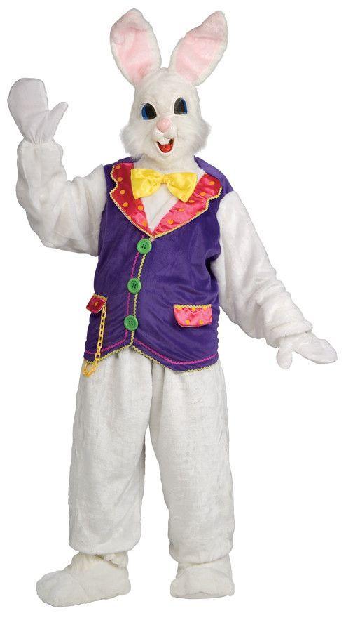 Alice In Wonderland White Fluffy Easter Rabbit Tail Bunny Girl Fancy Dress Adult