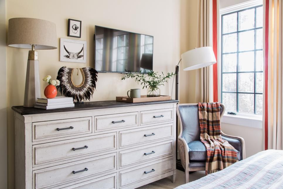 Pictures Of The HGTV Smart Home 2018 Guest Bedroom