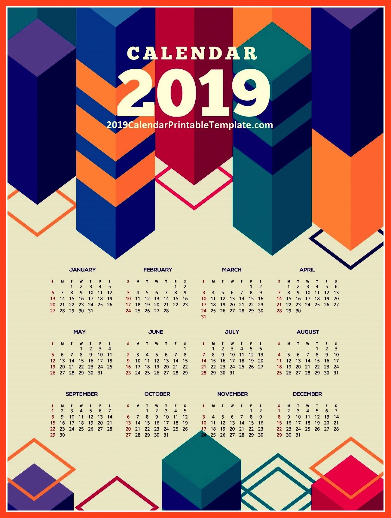2019 calendar canada printable template holidays httpswww2019calendarprintabletemplatecom