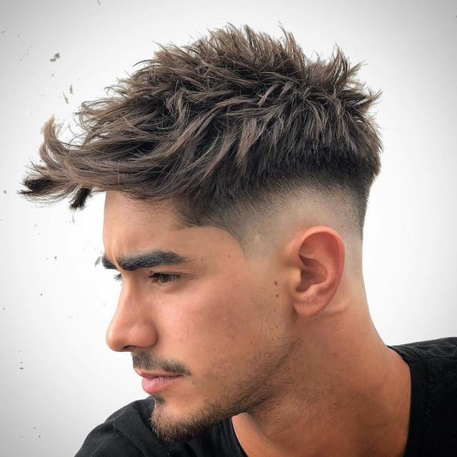 Marvelous Best Trending Hairstyle And Haircut For Men Mens Hairstyles Natural Hairstyles Runnerswayorg