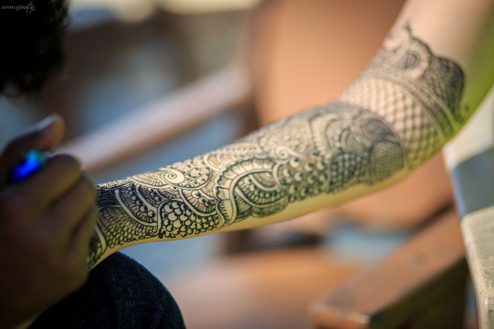 Pin by Urban Company on Henna Art Henna hand tattoo