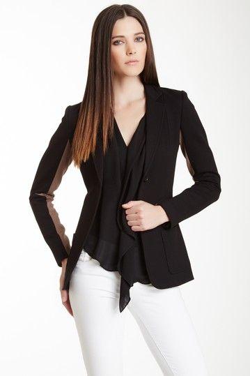 Ponte Jacket by Rachel Roy