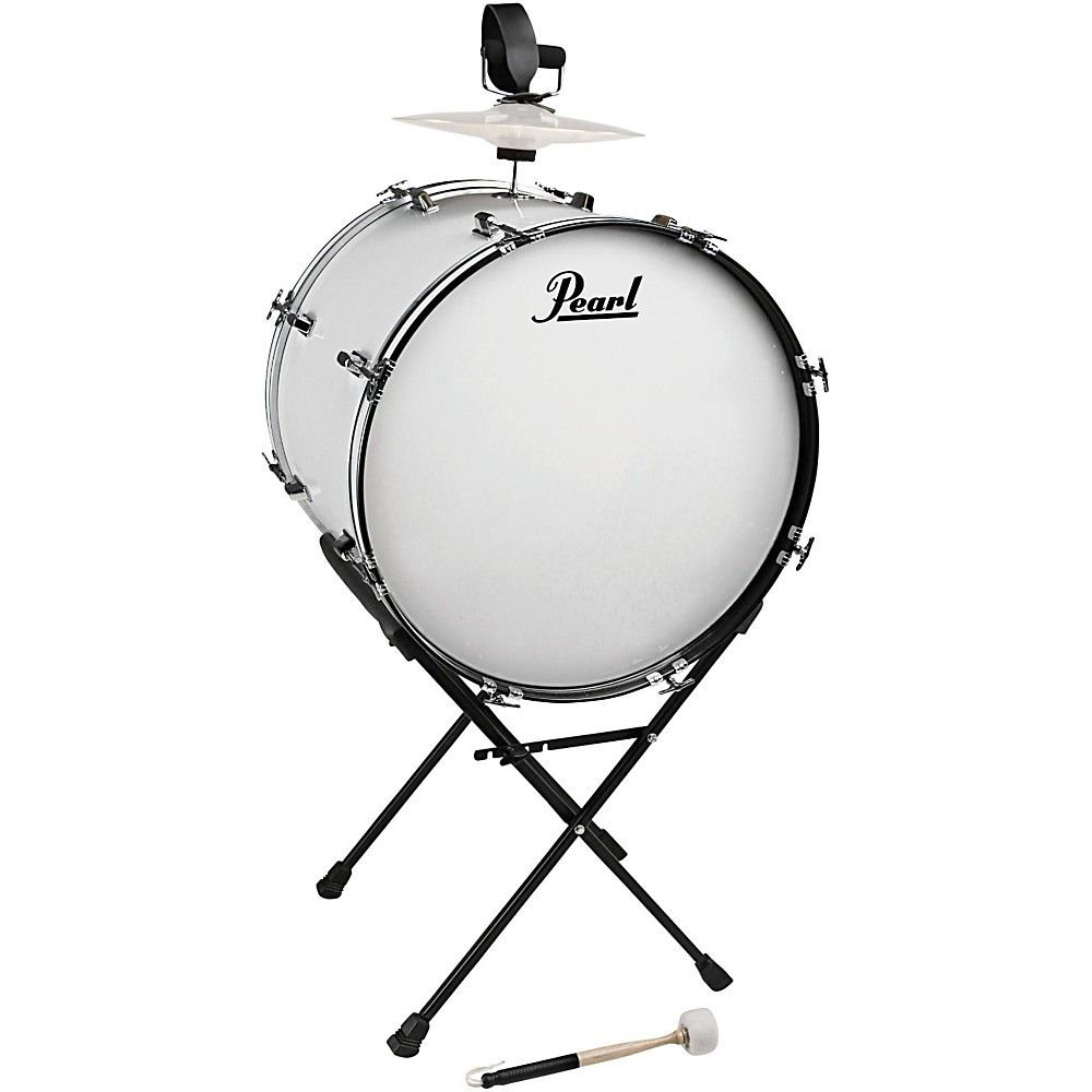 Pearl Banda Tambora Bass Drum And Stand Drums Drum And Bass Pearl Drums