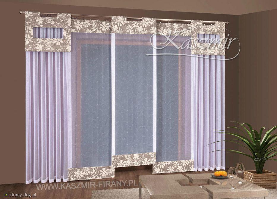 Czysto I Nowocześnie Okna Curtains Window Treatments I