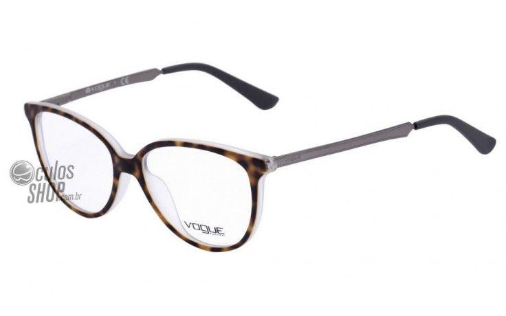 45f8dc92c0992 VOGUE VO 2866 - ÓCULOS DE GRAU   óculos