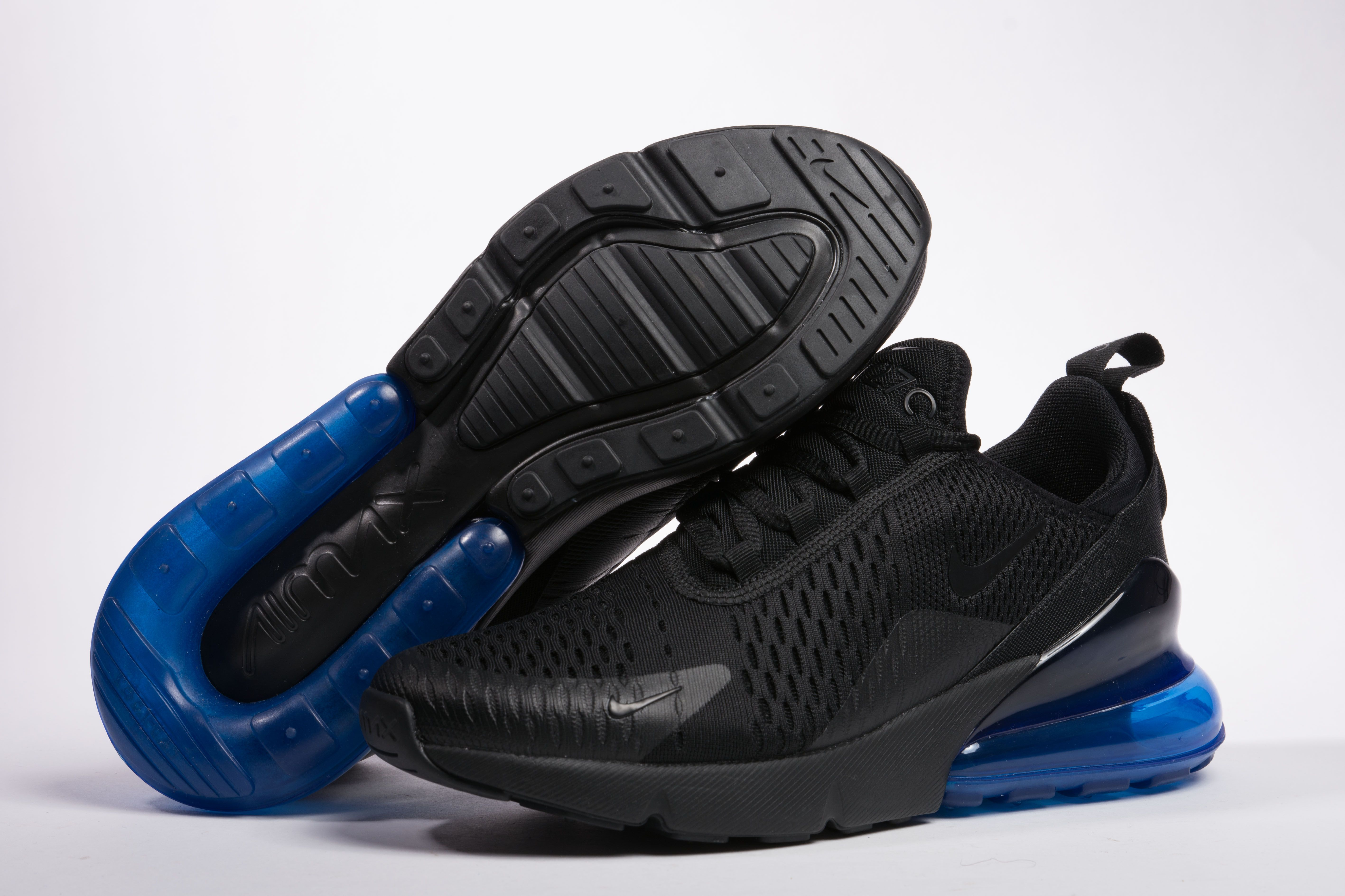 8728229b0b Nike Air Max 270 AH8050-009 black blue21 | Nike Air Max in 2019 ...