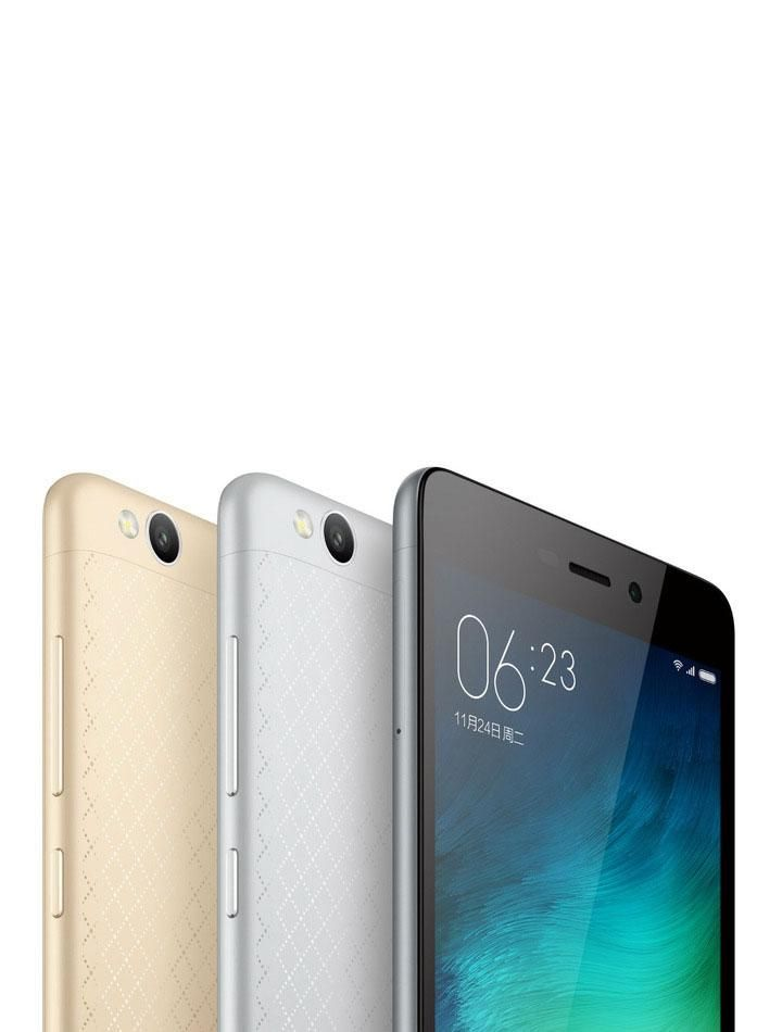 Xiaomi Redmi 3 has ginormous battery, costs only $106   Tech