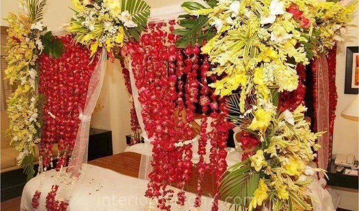 Bridal Room Decoration Latest Ideas