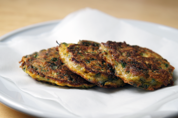 paleo-spinach-ham-pancakes