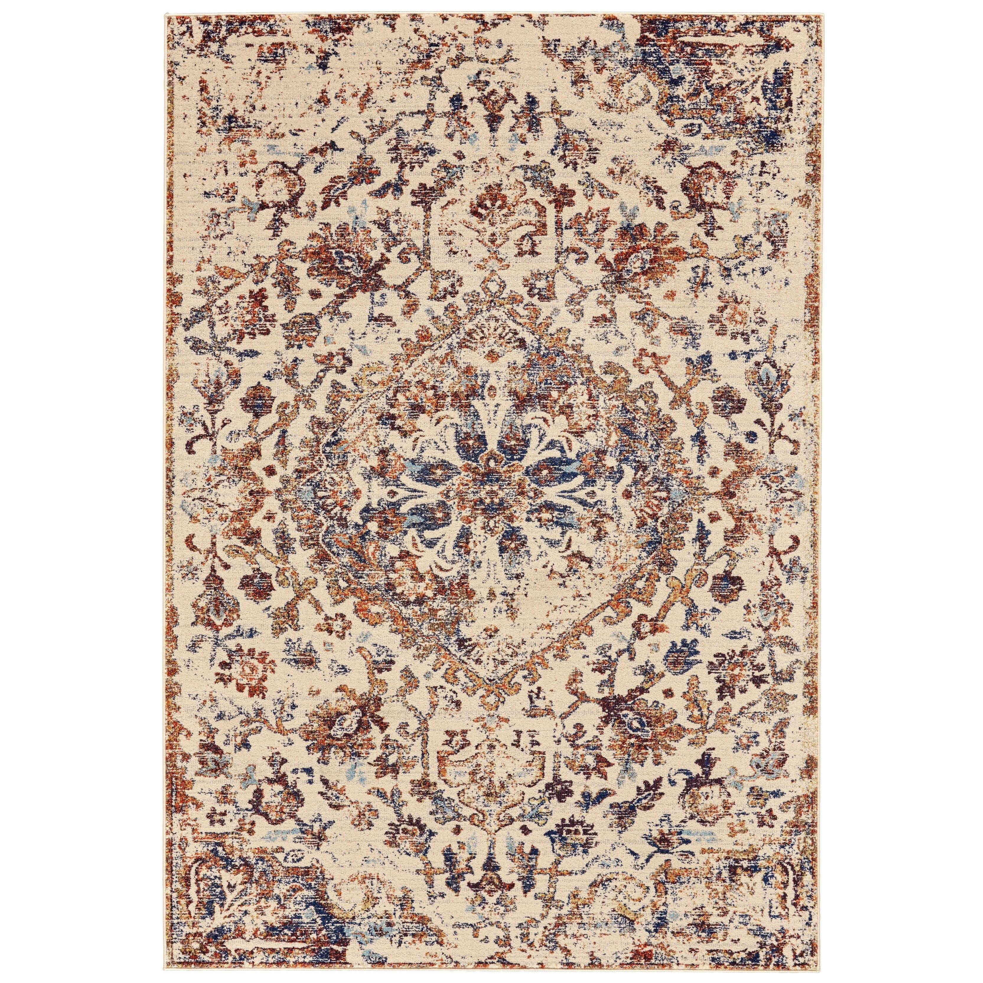 Grand Bazaar Zenith Cotton Silver Wool Rug 8 X 11 8 X 11