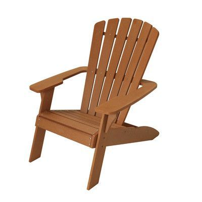 Lifetime Riley Adirondack Chair Plastic Patio Chairs Wood Patio