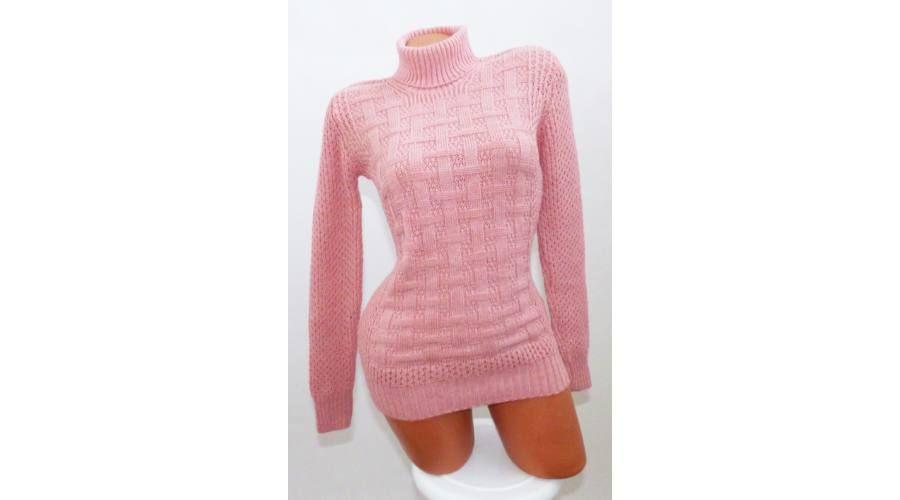 ea73374a63 Kötött garbós pulóver - Póló / Pulóver - Luna Gardrobe Női ruha WebÁruház,  Akciós -