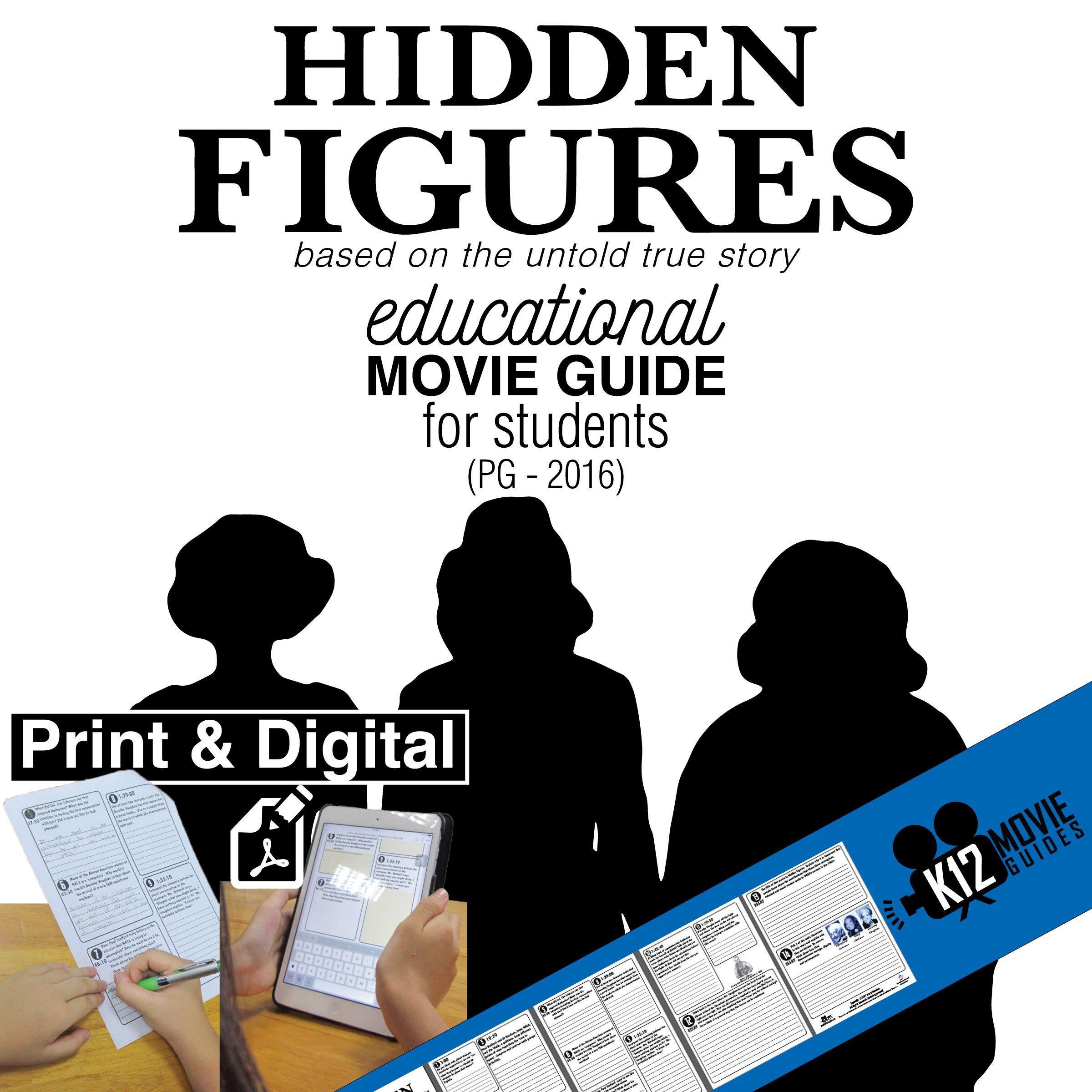 Hidden Figures Movie Guide Hidden Figures Movie Guide Hidden