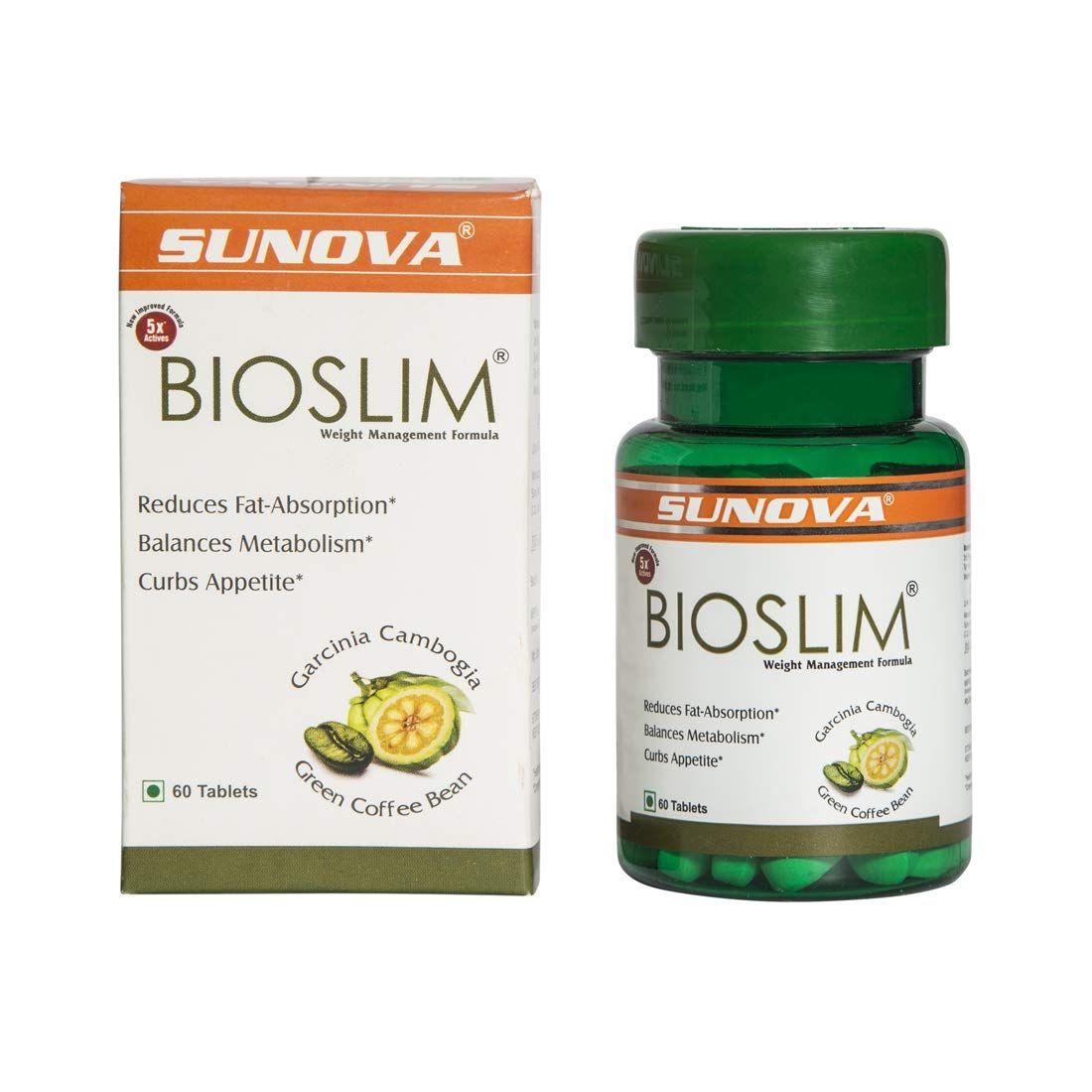Sunova Bioslim Garcinia Cambogia Extract Tablet