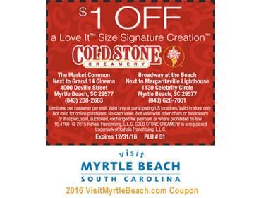 Myrtle Beach Sc Dining Coupons To Print Myrtle Beach Broadway At The Beach Restaurant Coupons