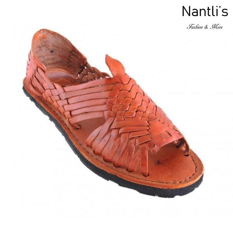 Brown El Charro Mens Mexican Style Huarache Sandals