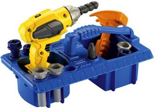 Fisher Price Drillin Action Tool Set Just For Rs 1078 0 On Flipkart Fisher Price Fisher Price Toys Tool Set