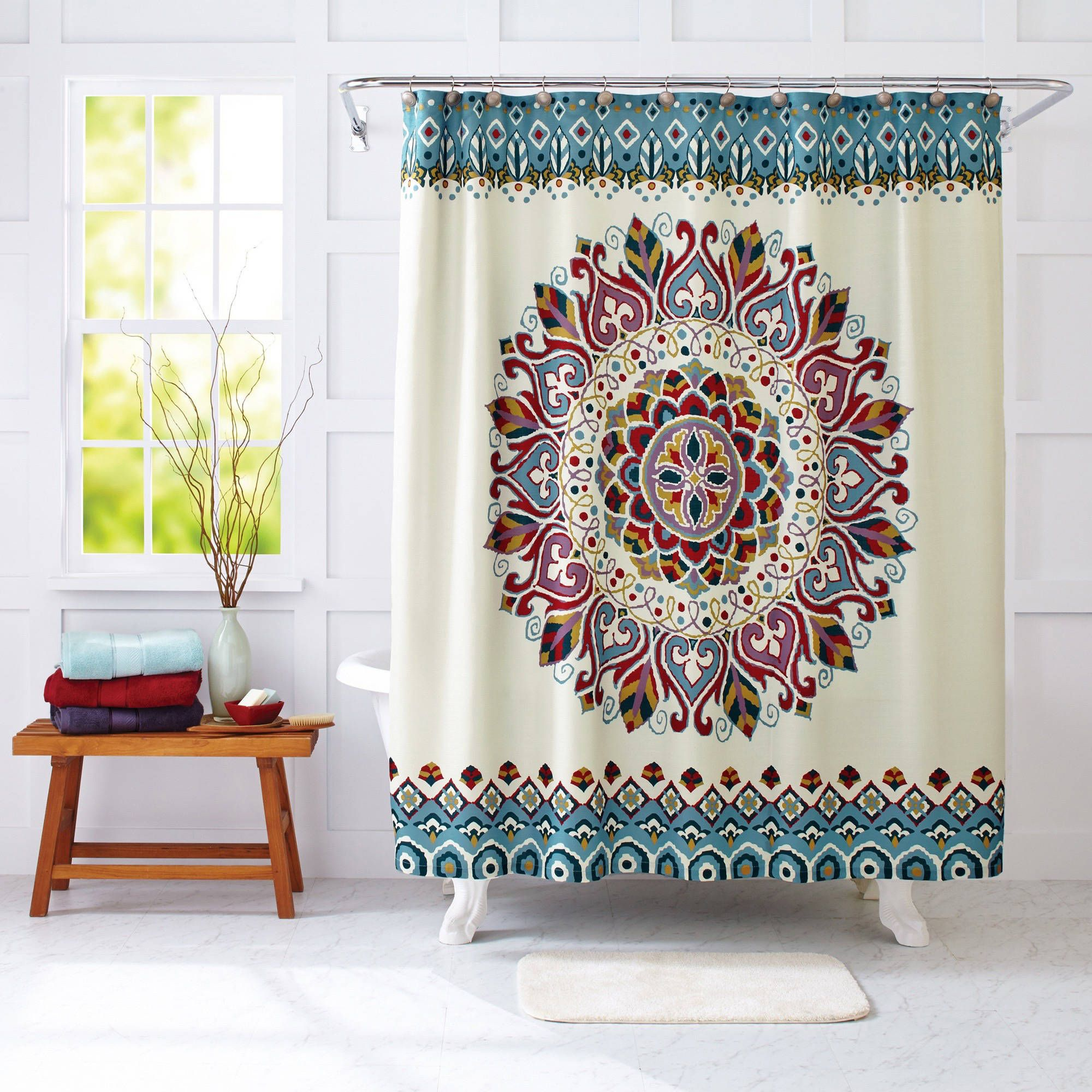 Choosing The Best Shower Curtain, Check It Out! | Shower curtains ...