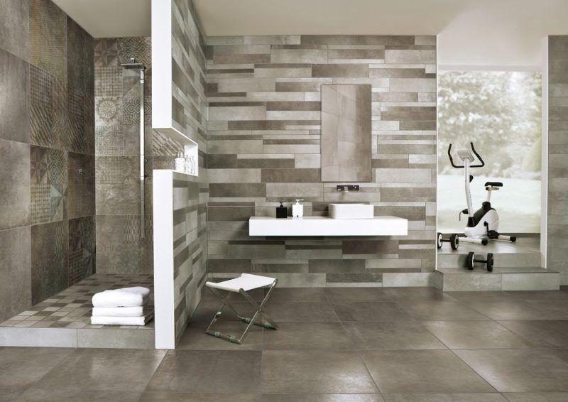 Der neue Trend für das Badezimmer Betonoptik Wohnideen Pinterest