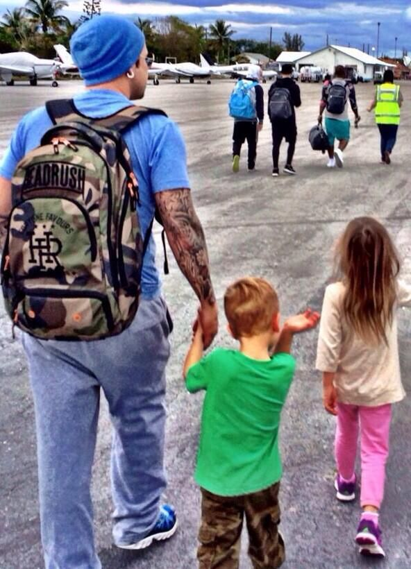 This is so cute omg jazzy and jaxon have gotten so big