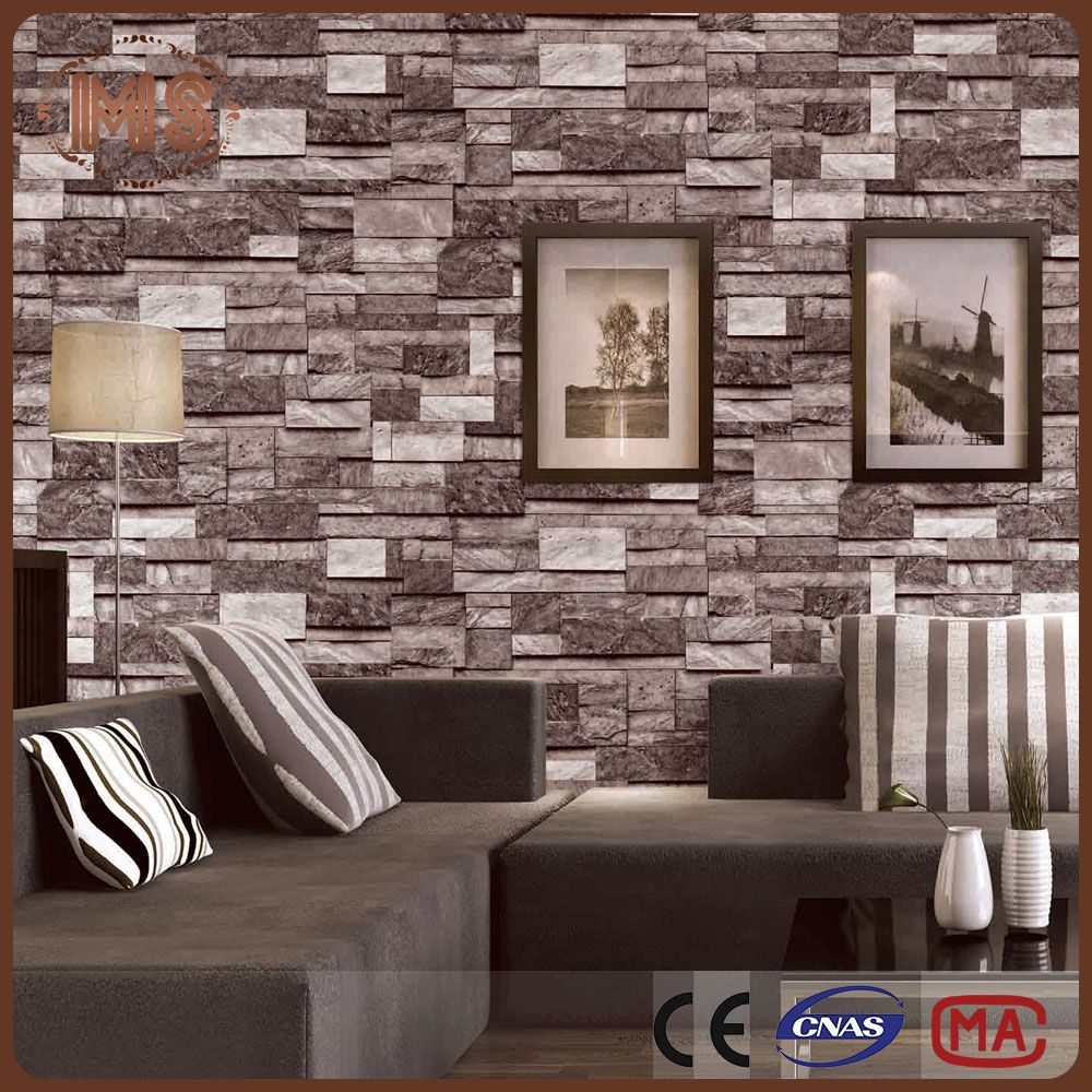 Image result for peel and stick wallpaper 3d foam Wall